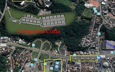 Conquista Cotia – Centro